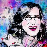 Cartunista Laerte: como crossdresser, uma baranga genial!