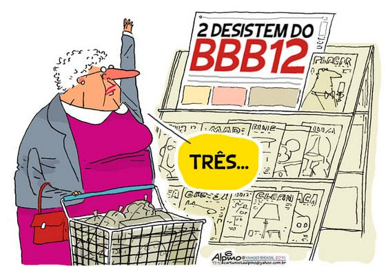 Cartum BBB - Big Brother Brasil