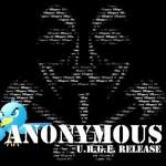 Anonymous divulgam 10 anos de música da Sony Music