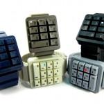 KeyPad, o relógio de pulso retrô com teclas de computador
