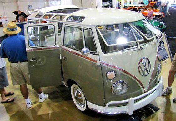 VW Kombi - luxo de raridade