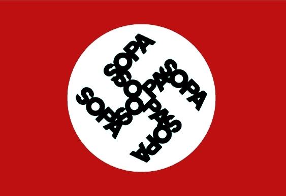 Movimento STOP SOPA nazista