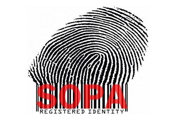 SOPA - Registered Identity