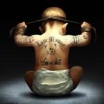 Tatuagem e agressão à pele pode ser sinal de boa saúde