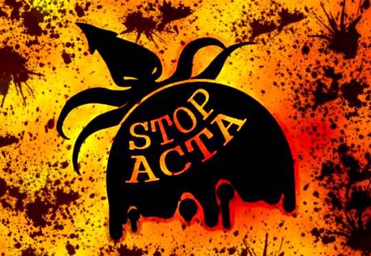 SOPA e ACTA