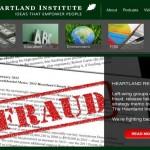 Petróleo banca instituições para negar aquecimento global
