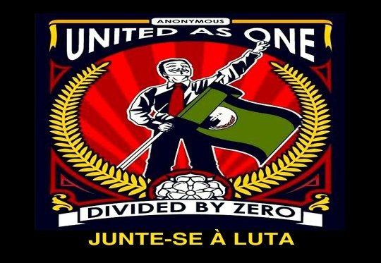 Junte-se à luta conta o ACTA
