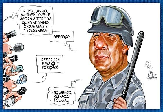 Desenho - CR Flamengo