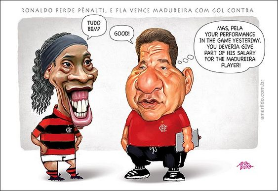 Flamengo - Humor