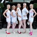 Fetiche: vagas para enfermeiras sensuais em hospital da Suécia