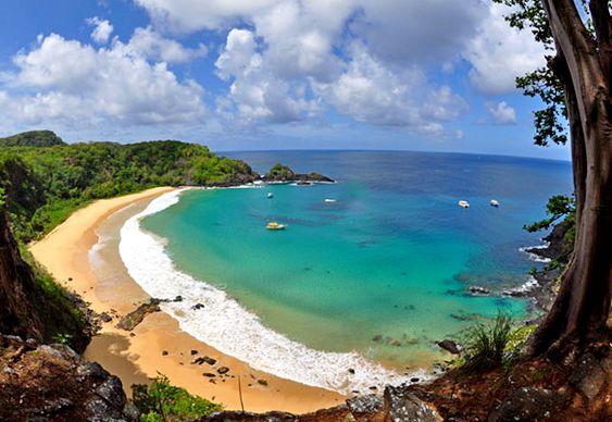 Turismo Brasil - Ilha de Fernando de Noronha