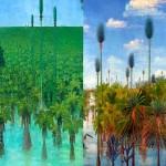 Floresta com 300 milhões de anos é descoberta intacta na China