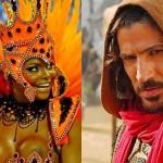 Ibope: minissérie bíblica derrota o Carnaval da TV Globo