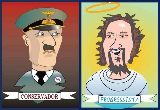 Inteligência: Conservadores X Progressistas