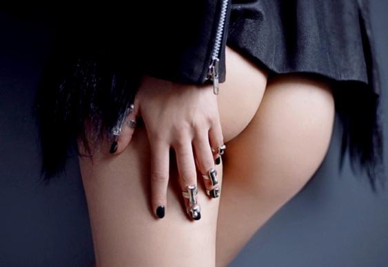 Anéis prata design ossos
