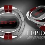 Nova coleção de relógios para homens lépidos e faceiros
