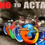 Acuada, direita europeia retira assinaturas ao ACTA