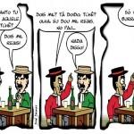 Piada e cartum de gaúcho: a lógica gaudéria