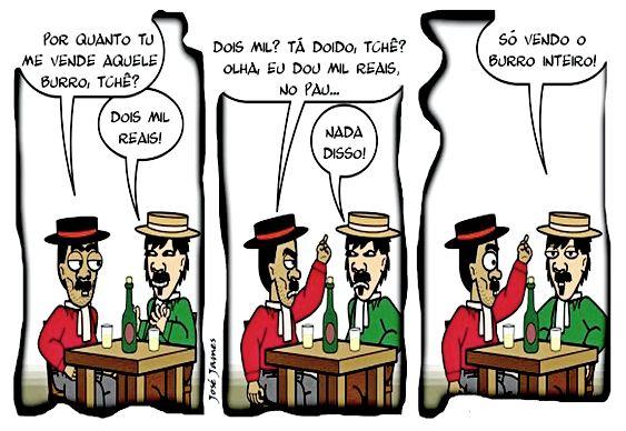 Cartum de Gaúcho