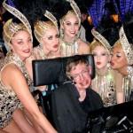 Físico Stephen Hawking gosta de frequentar clube de swing