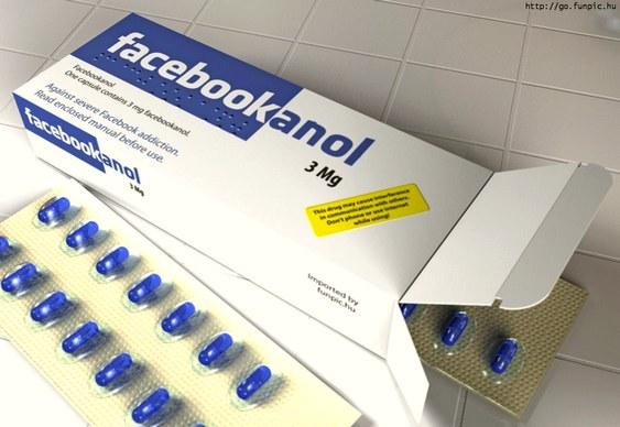 Facebookanol - remédio