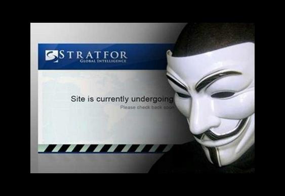 Stratfor - Anonymous