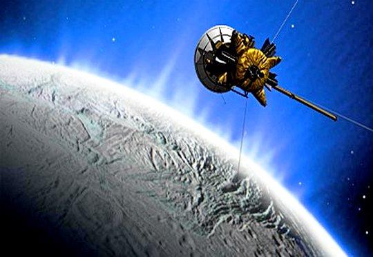 Chance de vida em Saturno