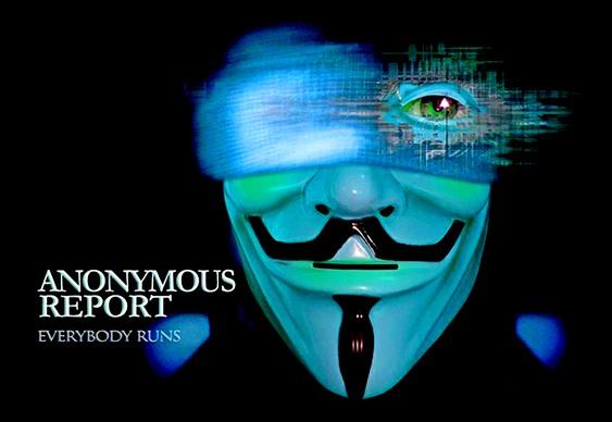 Operação Blackout - Anonymous