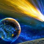 Grande asteroide vai passar raspando a Terra no início de 2013
