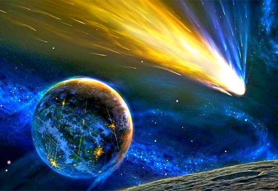 Asteroide passa perto da Terra