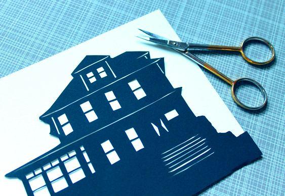 Casas, apartamentos e lojas