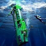 Diretor de Titanic e Avatar volta após explorar o segredo do abismo