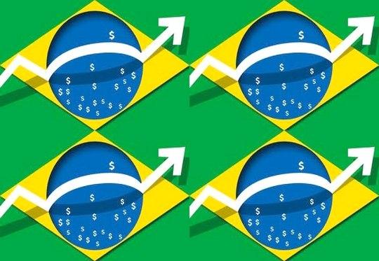 Crescimento econômico do Brasil