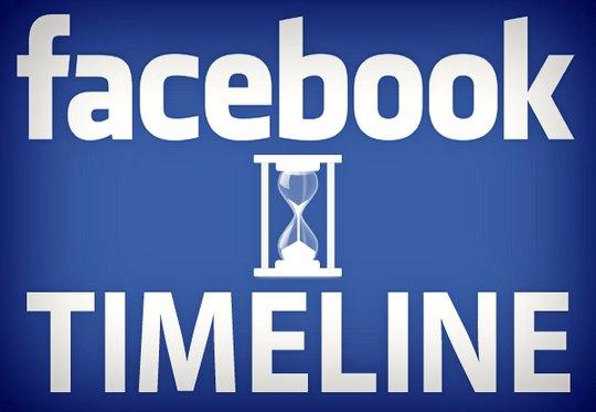 Facebook impõe uso de timeline