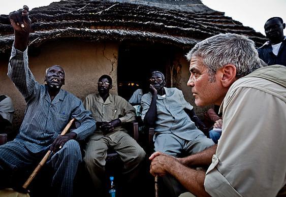 George Clooney preso nos EUA