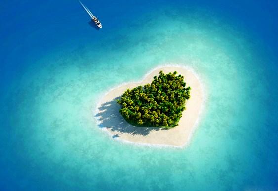 Paraíso - ilha deserta
