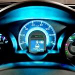 Ford adota luz azul nos instrumentos do painel dos carros