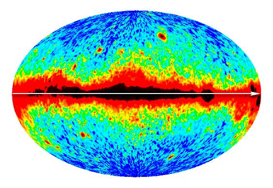 Neutrinos atravessam a Terra