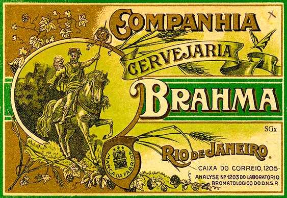 R  Tulo Antigo De Cerveja