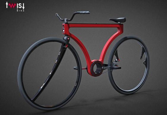 Projeto - bicicleta conceito