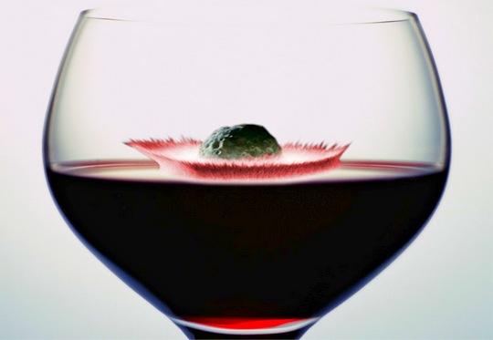 Vinho chile Meteorito