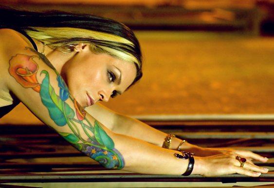 Cantora de blues