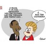 Demóstenes e Cachoeira: mentores da fita que quase derrubou Lula