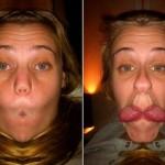 Se você fosse simétrico, seria mais bonito ou apenas estranho?