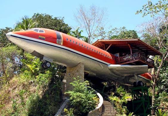 Hotel Costa Verde - Avião