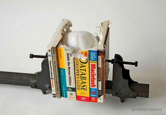 Caveira - Livro