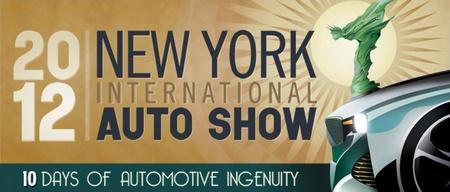 Salão do Automóvel 2012 de Nova York