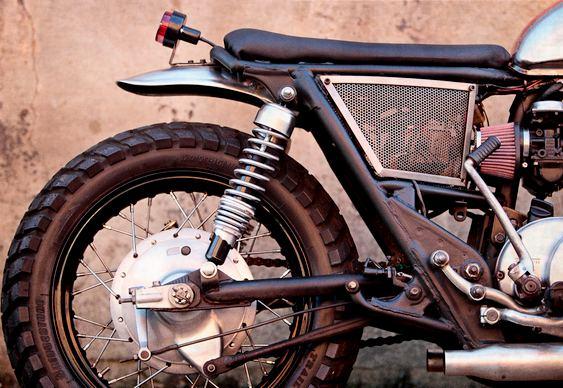 Mesas e luminárias peças motocicletas
