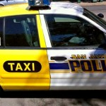 Privataria neoliberal transforma viaturas policiais em táxis