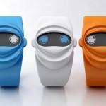 Relógio Ninja Time: design inspirado nos guerreiros orientais